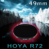 HOYA Infrared R72 49mm