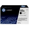 HP 05A fekete toner (CE505A)