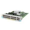 HP 20-port 10/100/1000BASE-T PoE+ / 4-port 1/2.5/5/10GBASE-T PoE+ MACsec v3 zl2 Module J9991A