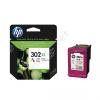 HP 302XL F6U67AE színes, nagy kapacitású eredeti festékpatron Deskjet 2130 1110 3630 3830 4650 4520