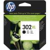 HP 302XL tintapatron fekete