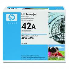 HP 42A (Q5942A) nyomtatópatron & toner