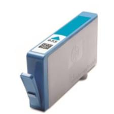 HP 655 cyan CZ110AE festékpatron - utángyártott EZ Deskjet Ink Advantage 3520, 3525, 4610, 4615, 4620, nyomtatópatron & toner