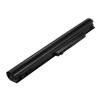 HP 717861-421 2200 mAh 4 cella fekete notebook/laptop akku/akkumulátor utángyártott