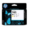 HP 940 Black and Yellow Officejet Printhead (C4900A)