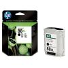 HP C9396AE Tintapatron OfficeJet Pro K550 nyomtatóhoz, HP 88xl fekete, 58,9ml