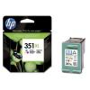 HP CB338EE Tintapatron DeskJet D4260, OfficeJet J5780 nyomtatókhoz, HP 351xl színes, 14ml