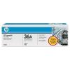 HP CB436A Lézertoner LaserJet P1505, 1505n, M1522 nyomtatókhoz, HP CB436A fekete, 2k