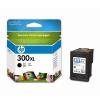 HP CC641EE Tintapatron DeskJet D2560, F4224, F4280 nyomtatókhoz, HP 300xl fekete, 600 oldal