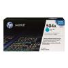 HP CE251A Lézertoner ColorLaserJet CM3530, CP3525 nyomtatókhoz, HP 504A kék, 7k
