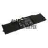 HP Chromebook 11 G3 3333 mAh 3 cella fekete notebook/laptop akku/akkumulátor utángyártott