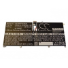 HP Envy 6-1000 3040mAh Notebook Akkumulátor fekete