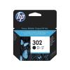 HP F6U66AE No.302 fekete eredeti tintapatron