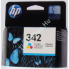 HP HEWLETT PACKARD HP C9361EE (No.342) színes (C-Color) eredeti (gyári, új) tintapatron