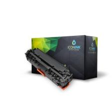 HP ICONINK HP CE410X utángyártott fekete toner 4000 oldal nyomtatópatron & toner