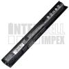 HP ProBook 450 G2 Series 2200 mAh 4 cella fekete notebook/laptop akku/akkumulátor utángyártott