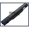 HP ProBook 4720s 4400 mAh 8 cella fekete notebook/laptop akku/akkumulátor utángyártott