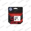 HP SUP HP Patron No 652 fekete tintapatron Ink Advantage