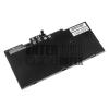 HP ZBook 14u G4 4035 mAh 3 cella fekete notebook/laptop akku/akkumulátor utángyártott