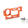 HPI Alu motor tartó (narancssárga) - oldal