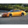 HPI Porsche 911 GT3 RS karosszéria tiszta (200 mm)