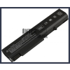 HSTNN-XB68 4400 mAh 6 cella fekete notebook/laptop akku/akkumulátor utángyártott