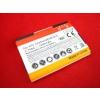 HTC A810E  G16  PDA akku BA S570 CS-HTA810SL