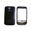 HTC G8 Wildfire komplett ház fekete*