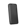 Huawei Forcell Elegance Huawei Mate 20 Lite oldalra nyíló mágneses könyv tok szilikon belsővel fekete