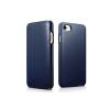 Huawei Forcell Elegance Huawei P20 oldalra nyíló mágneses könyv tok szilikon belsővel kék