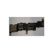Huawei G510 Ascend sim és memória kártya olvasós átvezető fólia mobiltelefon előlap