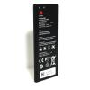 Huawei HB4742A0RBC (Ascend G740, Honor 3c) gyári akkumulátor Li-Polymer 2300mAh