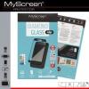 Huawei Honor 6X, Kijelzővédő fólia, ütésálló fólia (az íves részre is!), MyScreen Protector, Diamond Glass (Edzett gyémántüveg), fekete