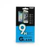 Huawei Honor 7X, Kijelzővédő fólia, ütésálló fólia (az íves részre NEM hajlik rá!), Tempered Glass (edzett üveg), Clear