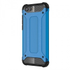 Huawei Honor View 10, Műanyag hátlap védőtok, Defender, fémhatású, világoskék