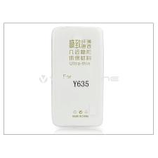 Huawei Huawei Y635 szilikon hátlap - Ultra Slim 0,3 mm - transparent tok és táska