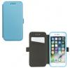 Huawei Mate 10 Lite, Oldalra nyíló tok, CoverGel, kék
