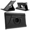 Huawei Mediapad M2 8.0, mappa tok, elforgatható (360°), fekete