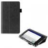 Huawei Mediapad M2 8.0, mappa tok, érintőceruza tartóval, fekete