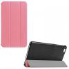 Huawei Mediapad T1 7.0, mappa tok, Trifold, rózsaszín