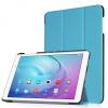 Huawei Mediapad T2 10.0 Pro, mappa tok, Trifold, világoskék