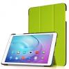 Huawei Mediapad T2 10.0 Pro, mappa tok, Trifold, zöld