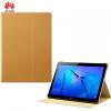 Huawei Mediapad T3 10.0, mappa tok, barna, gyári