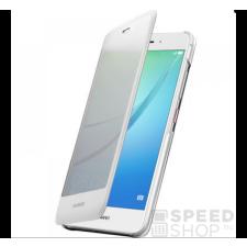 Huawei Nova gyári smart cover tok, fehér tok és táska