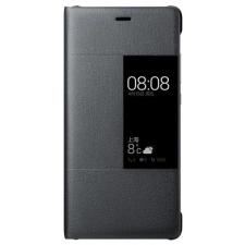 Huawei P10 Book Cover (sötétszürke) tok és táska