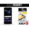 Huawei P10, Kijelzővédő fólia (az íves részre is), Eazy Guard, Diamond Glass (Edzett gyémántüveg), fekete
