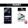 Huawei P10, Kijelzővédő fólia, Eazy Guard, Clear Prémium / Matt, ujjlenyomatmentes, 2 db / csomag