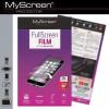 Huawei P10 Lite, Kijelzővédő fólia (az íves részre is!), MyScreen Protector, Clear Prémium