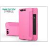 Huawei P10 oldalra nyíló flipes tok - Nillkin Sparkle - pink