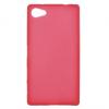 Huawei P20 Lite, TPU szilikon tok, piros